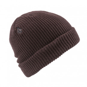 Go to the product Beanies Volcom Full Stone bordeaux brown 2018/2019