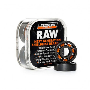 Bronson Case10 Box/8 Bearing Raw