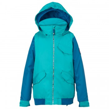 Bunda Burton Girls Twist Bomber