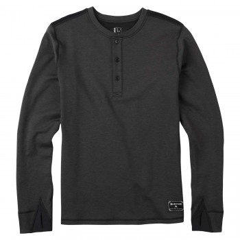 Triko Burton Expedition Wool Henley
