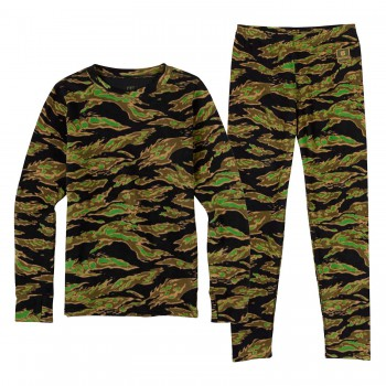 Triko Burton Youth Fleece Set