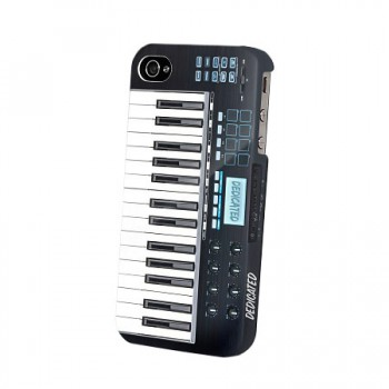 Obal na telefon Dedicated Synthesizer Iphone 5