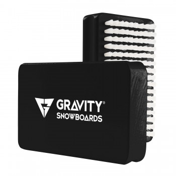 Gravity Wax Brush