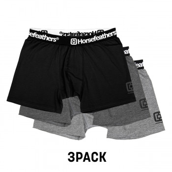 Spodenki Horsefeathers Dynasty 3 Pack