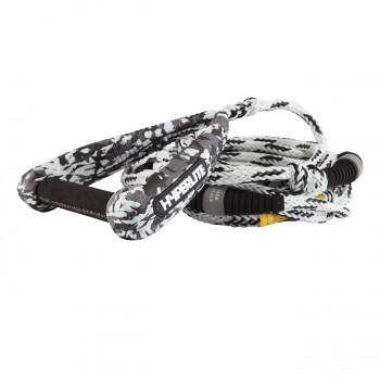 Hyperlite Riot Surf Rope/ W Handle 25