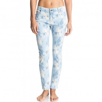 Jeansy Roxy Suntrippers Cropped