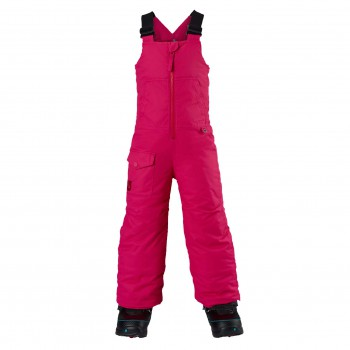 Nohavice Burton Girls Minishred Maven Bib