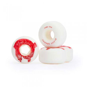 Kolečka Blood Orange Street Rounded 58mm/99A