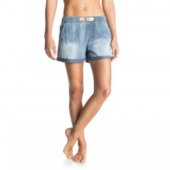 Kraťasy Roxy Fonxy Short Denim