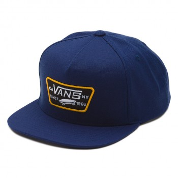 Kšiltovka Vans Full Patch Snapback