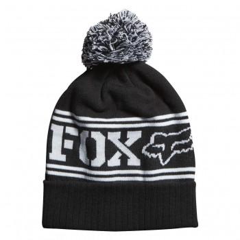 Čiapka Fox Grand Pom black | Snowboard Zezula