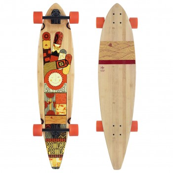 Longboard Goldcoast Origin Pintail