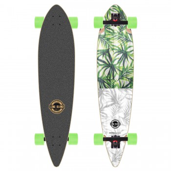 Longboard Long Island Green Gun