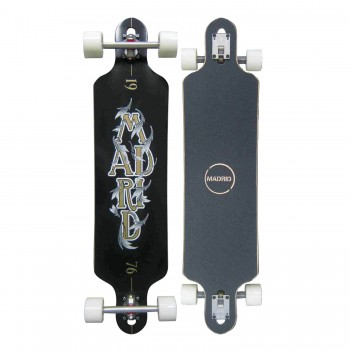 Longboard Madrid Katar Drop-Thru