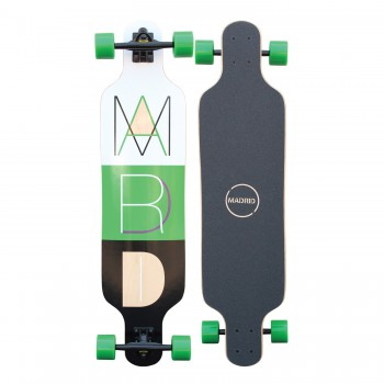 Longboard Madrid Trance Top-Mount