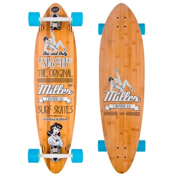 Longboard Miller Pin Up