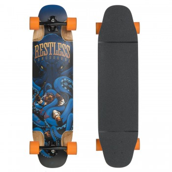 Longboard Restless Fishbowl 37