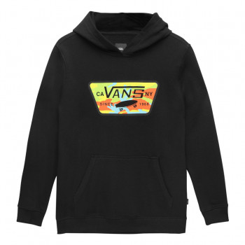 Hoodie Vans Full Patch Fill Po Boys