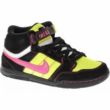 on sale 649e3 17266 Nike 6.0 Air Mogan Mid blackpinklime  Snowboard Zezula