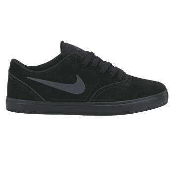 Tenisky Nike SB Check black/black-anthracite | Snowboard Zezula