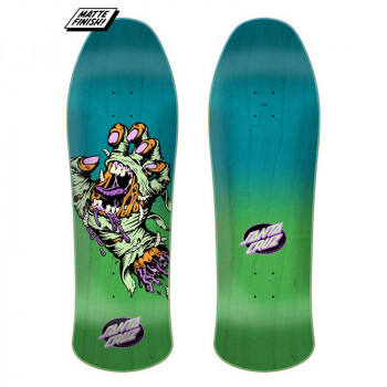 Skate deska Santa Cruz Skateboards Mummy Hand Preissue 10.0