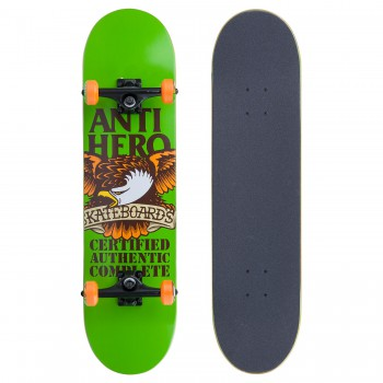 Skateboard Antihero Recertified Lg 8.0