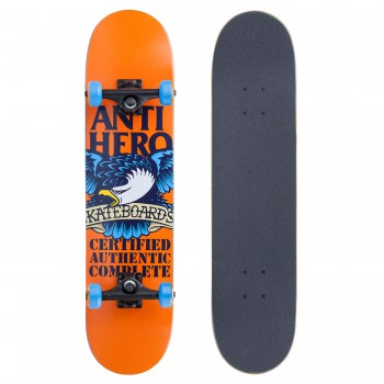 Skateboard Antihero Recertified Sm 7.5