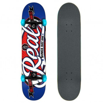 Skateboard Real Oval Customs Md 7.75