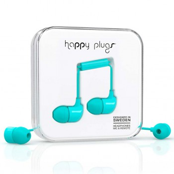 Slúchadlá Happy Plugs In-Ear