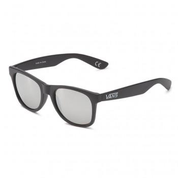 6c2e4ee687a Sunglasses Vans Spicoli 4 Shades matte black silver mirror ...