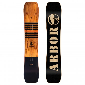 Snowboard Arbor Westmark Camber Frank April