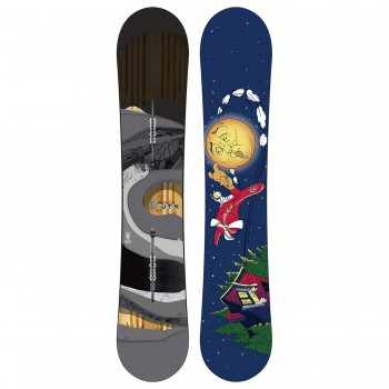 Snowboard Burton Custom 20Th