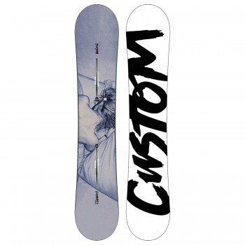 Snowboard Burton Custom Twin Flying V