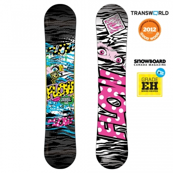 Snowboard Flow Jewel