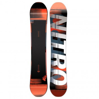 Snowboard Nitro Team Gullwing