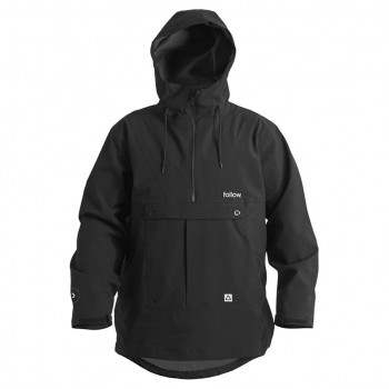 Street bunda Follow Layer 3.11 Outer Spray Anorak
