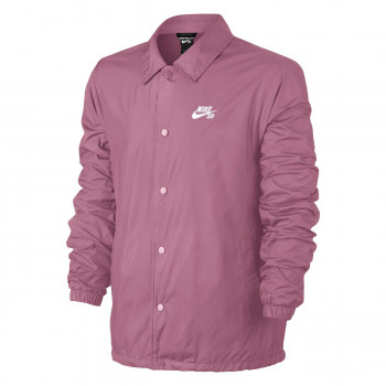 900e37500606 Street jacket Nike SB Shield Coaches elemental pink white ...
