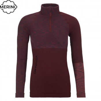 First layer Ortovox Wms 230 Competition Zip Neck