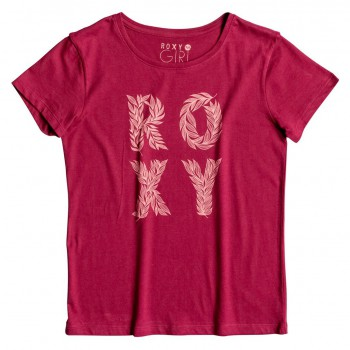 Tričko Roxy Rg Basic Crew Wild Child