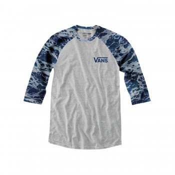 Vans Backwash Blues Raglan