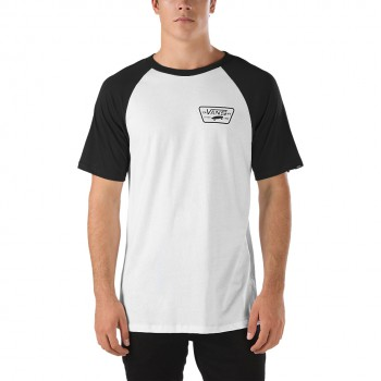 Vans Full Patch SS Raglan