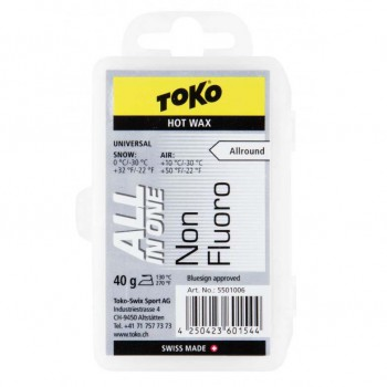 Vosk Toko All In One Hot Wax 40G
