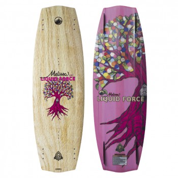 Wakeboard Liquid Force Melissa Hybrid