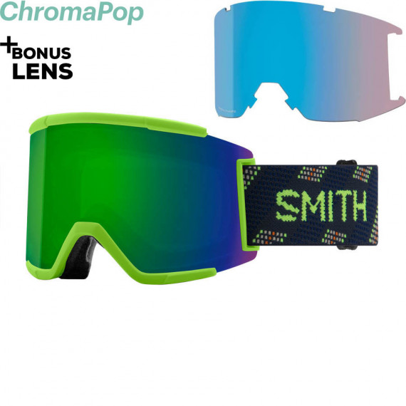 Smith Squad Xl limelight anchor 2020/2021