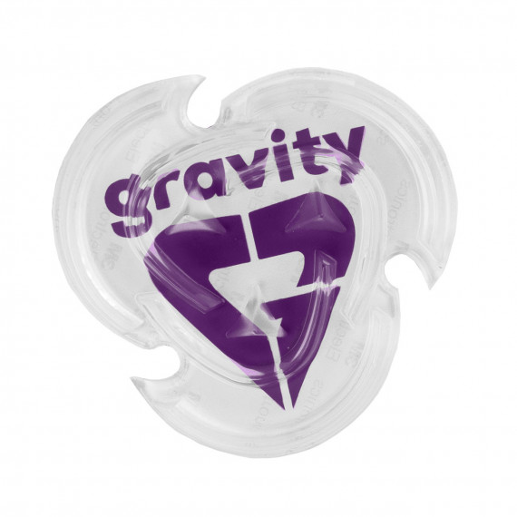 Gravity Heart clear/violet 2019/2020