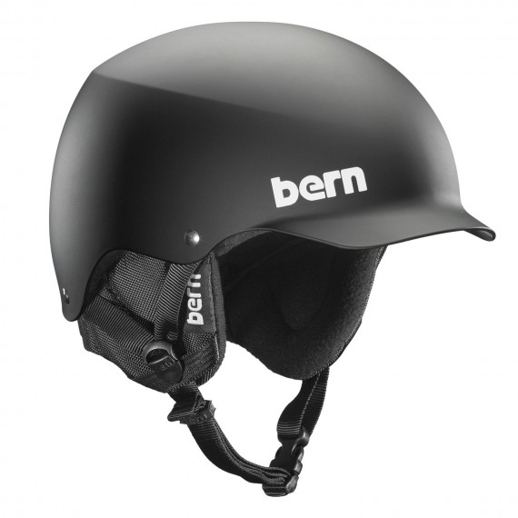 Bern Baker Audio matte black 2013/2014