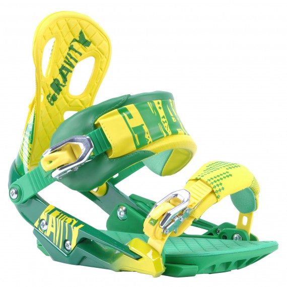 Gravity G3 green/yellow 2011/2012