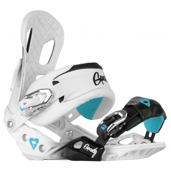 Gravity G3 Lady white/black 2012/2013