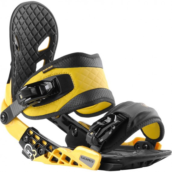 Gravity G3 yellow 2010/2011