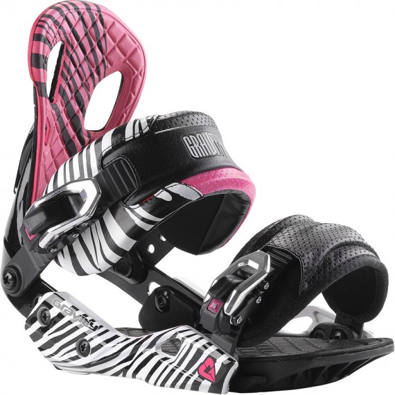 Gravity Gvt Lady black/pink 2010/2011
